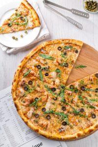 דחף לאכילת פיצה